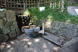 『江戸名所図会』にも描かれた「羅漢の井」